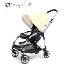 Bugaboo Bee Stroller and Canopy – Off White