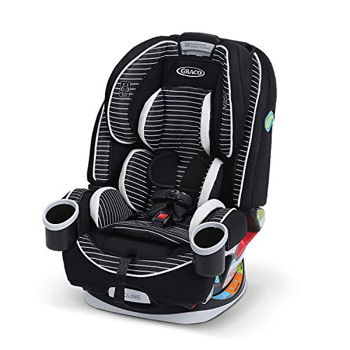 Graco 4Ever 4 in 1 Convertible Car Seat   Infant to Toddler Car Seat, with 10 Years of Use, Studio