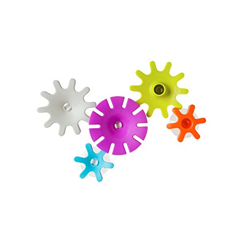 Boon Cogs Water Gears Bath Toys Set, Pack of 5