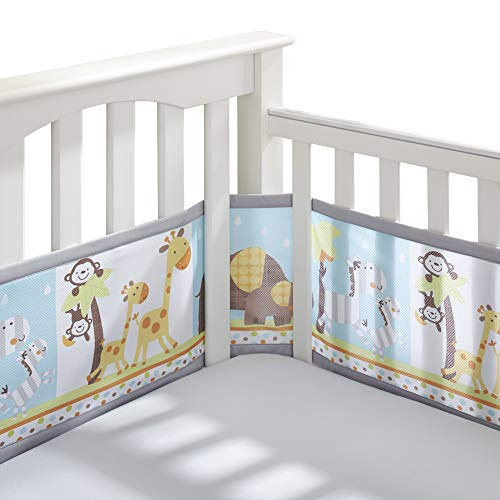 BreathableBaby Classic Breathable Mesh Crib Liner – Best Friends